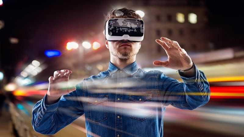 3D и VR технологии